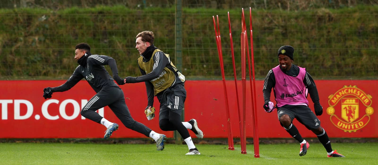 Manchester United set date to return to training