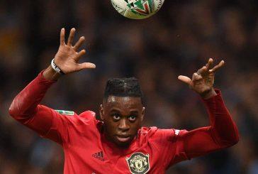 Aaron Wan-Bissaka on fire despite drab draw with Arsenal