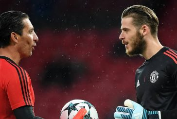 Manchester United's David de Gea backs himself amid criticism