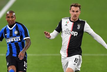 Juventus' Aaron Ramsey could be available for summer transfer