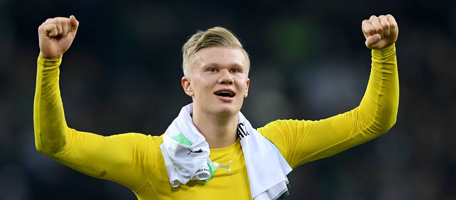 Man United will move for Erling Haaland when release clause triggered