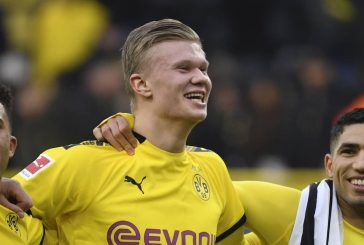 Borussia Dortmund don't believe Erling Haaland will leave until this date