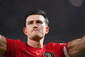 Harry Maguire's captaincy praised by Bryan Robson, Luke Shaw
