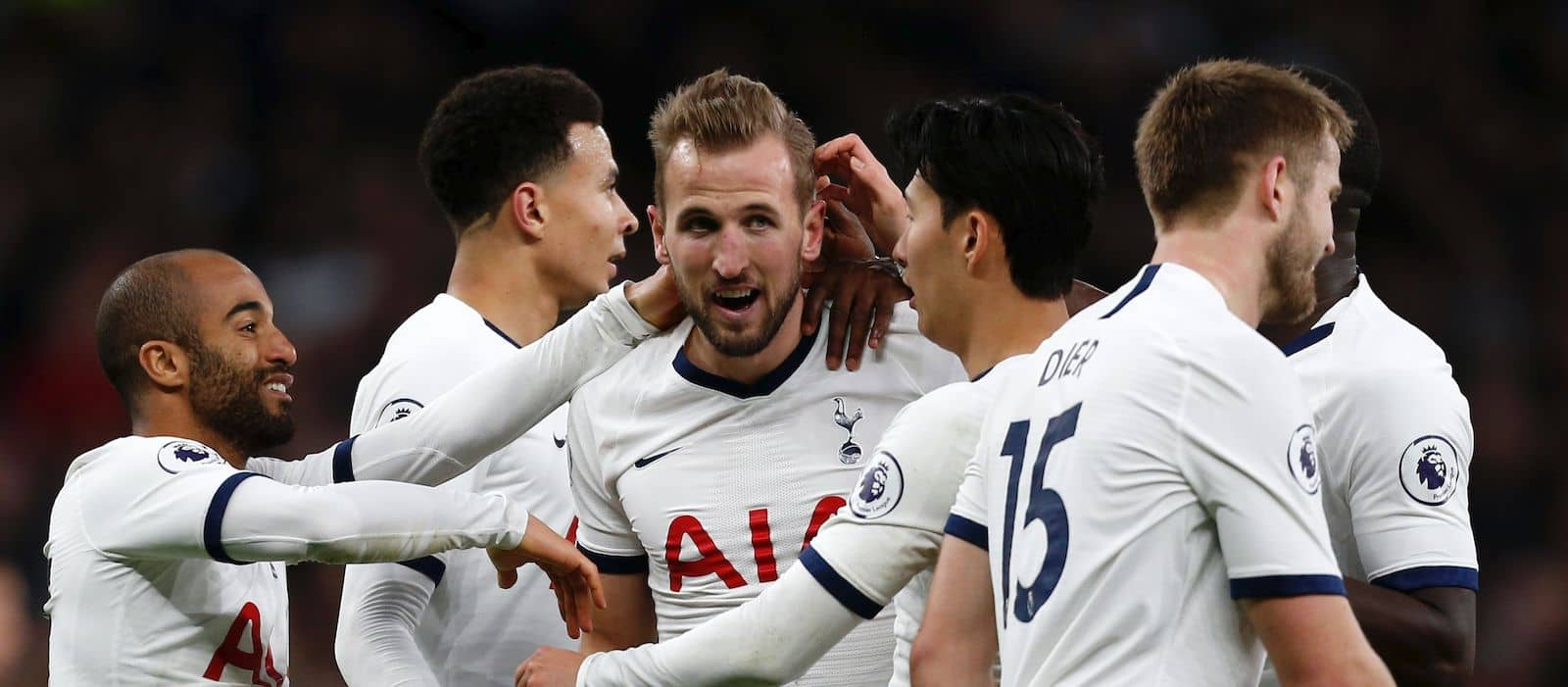 Real Madrid financially unable to sign Tottenham's Harry Kane