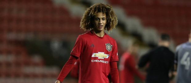 Neil Wood: No rush on Hannibal Mejbri to join first-team - The Peoples Person