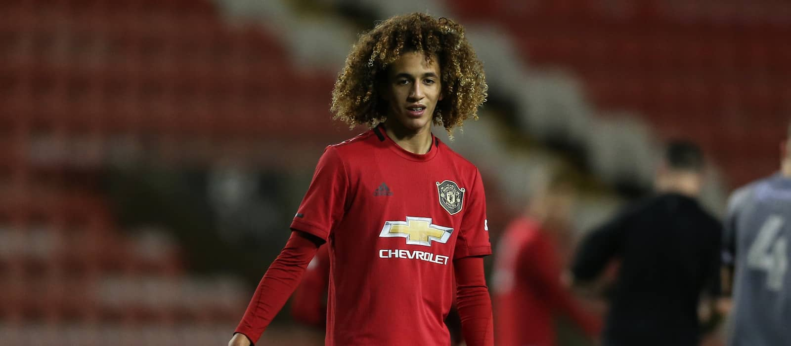 Neil Wood: No rush on Hannibal Mejbri to join first-team