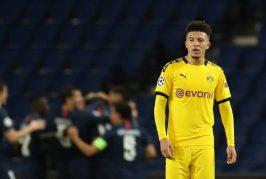 Borussia Dortmund make demands for Jadon Sancho clear
