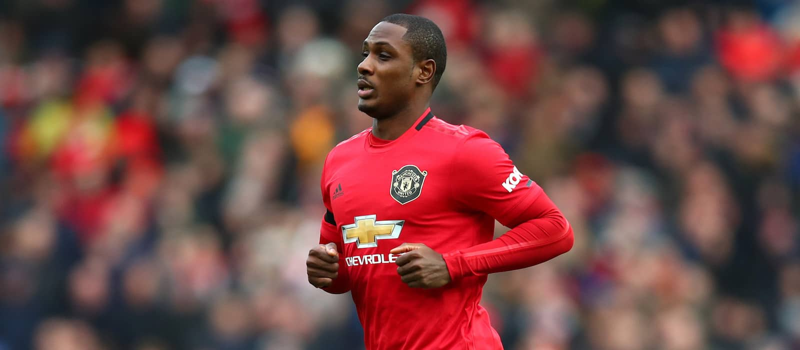 Odion Ighalo reveals all about Manchester United transfer situation