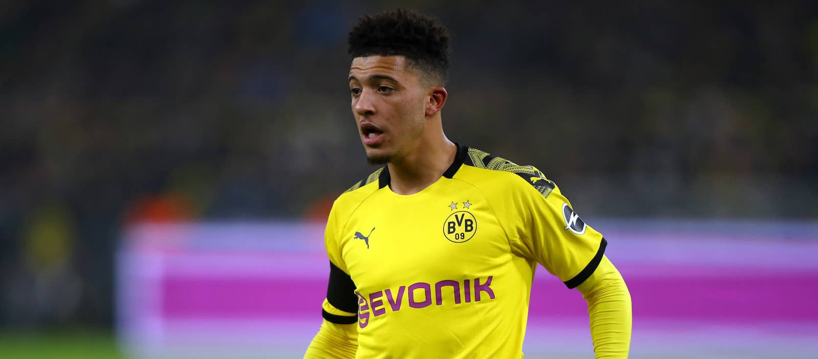 Borussia Dortmund name realistic price-tag for Jadon Sancho