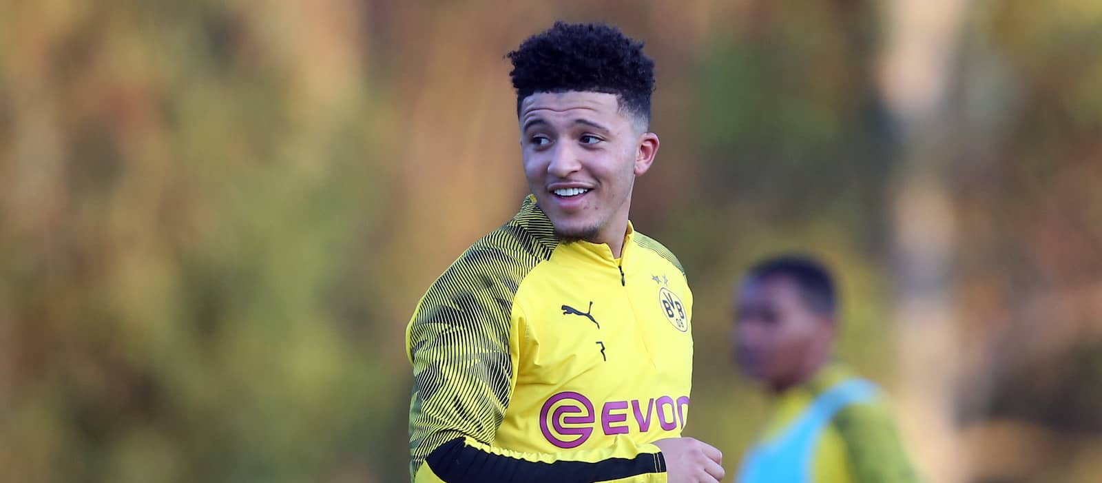Borussia Dortmund set early deadline for Jadon Sancho deal