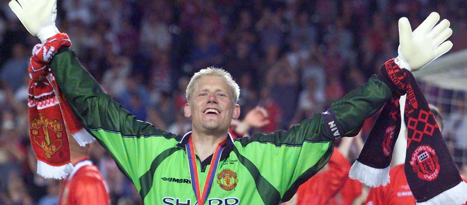 Fans vote Peter Schmeichel best Man United keeper of all time