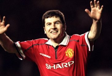 Fans vote Denis Irwin Manchester United's best ever left back