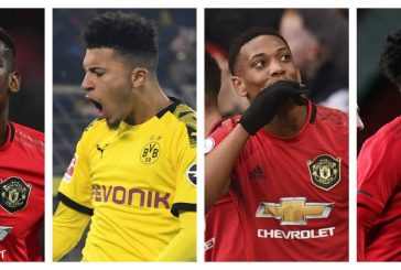 Three Manchester United players targetted, but not Paul Pogba – the week reviewed