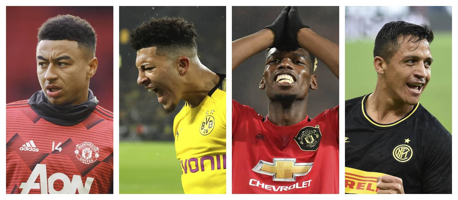Jadon Sancho in, Jesse Lingard out? Man United's exhausting week reviewed