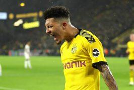 Borussia Dortmund will not sell Jadon Sancho for €150 million, expert claims