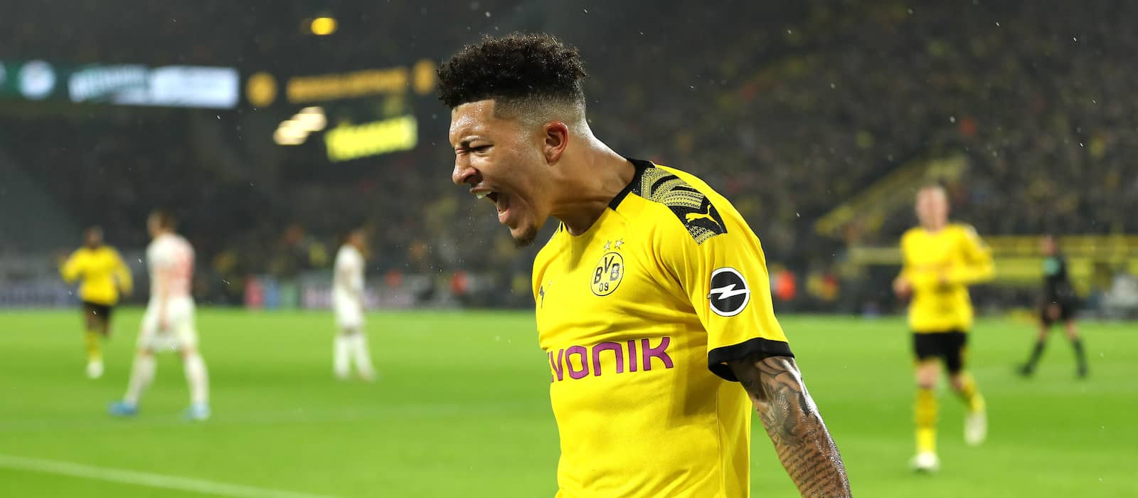 Jadon Sancho funds to be raised by selling four Man United players