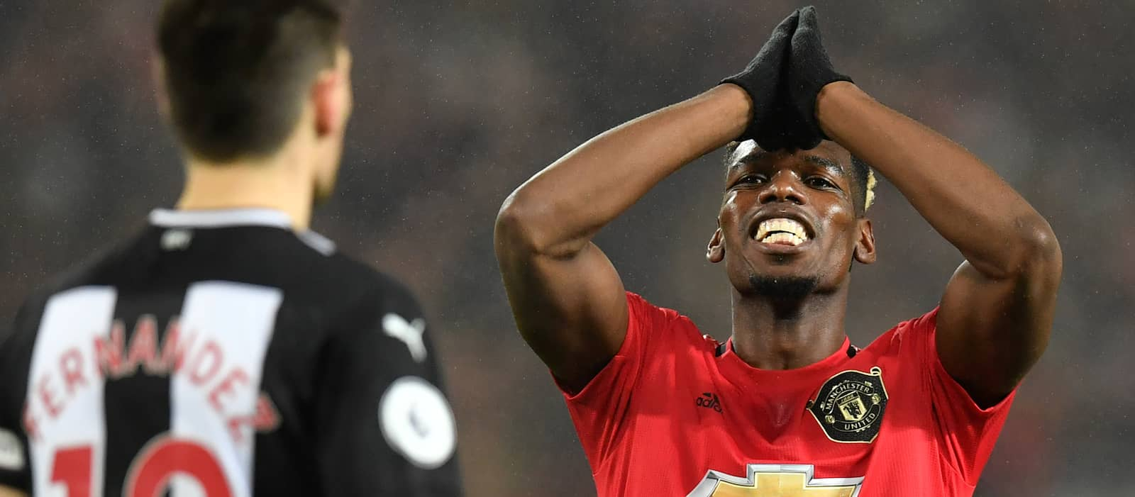 Gary Neville can't wait to see Paul Pogba and Bruno Fernandes together
