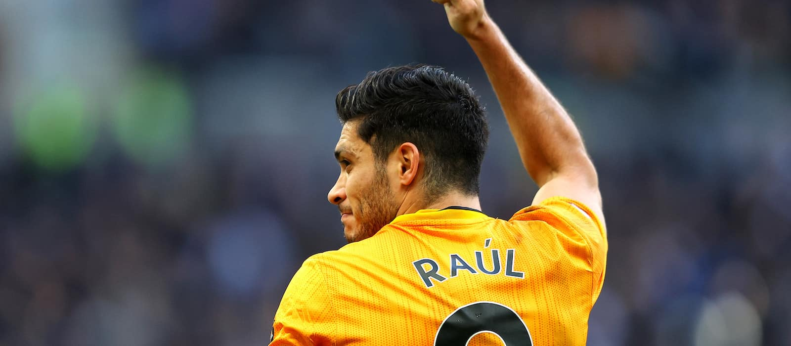 Manchester United fans react to Raul Jimenez links