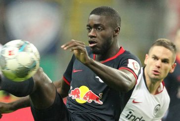 Real Madrid join Manchester United in Dayot Upamecano chase