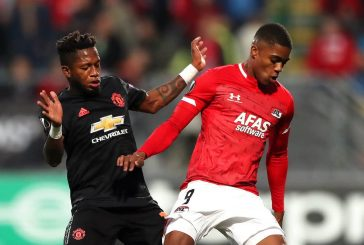 AZ Alkmaar's Myron Boadu may be ideal Manchester United signing