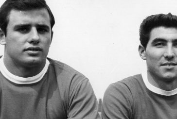 Tributes come flooding in for United legend Tony Dunne