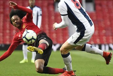 Andreas Pereira scores twice as Man United win one, lose one against West Brom
