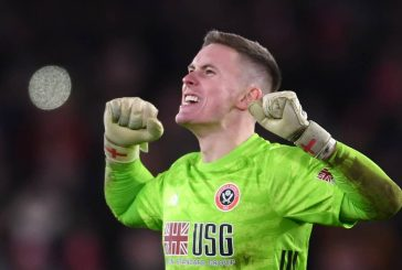 Chris Wilder hopes Manchester United will allow Dean Henderson to stay