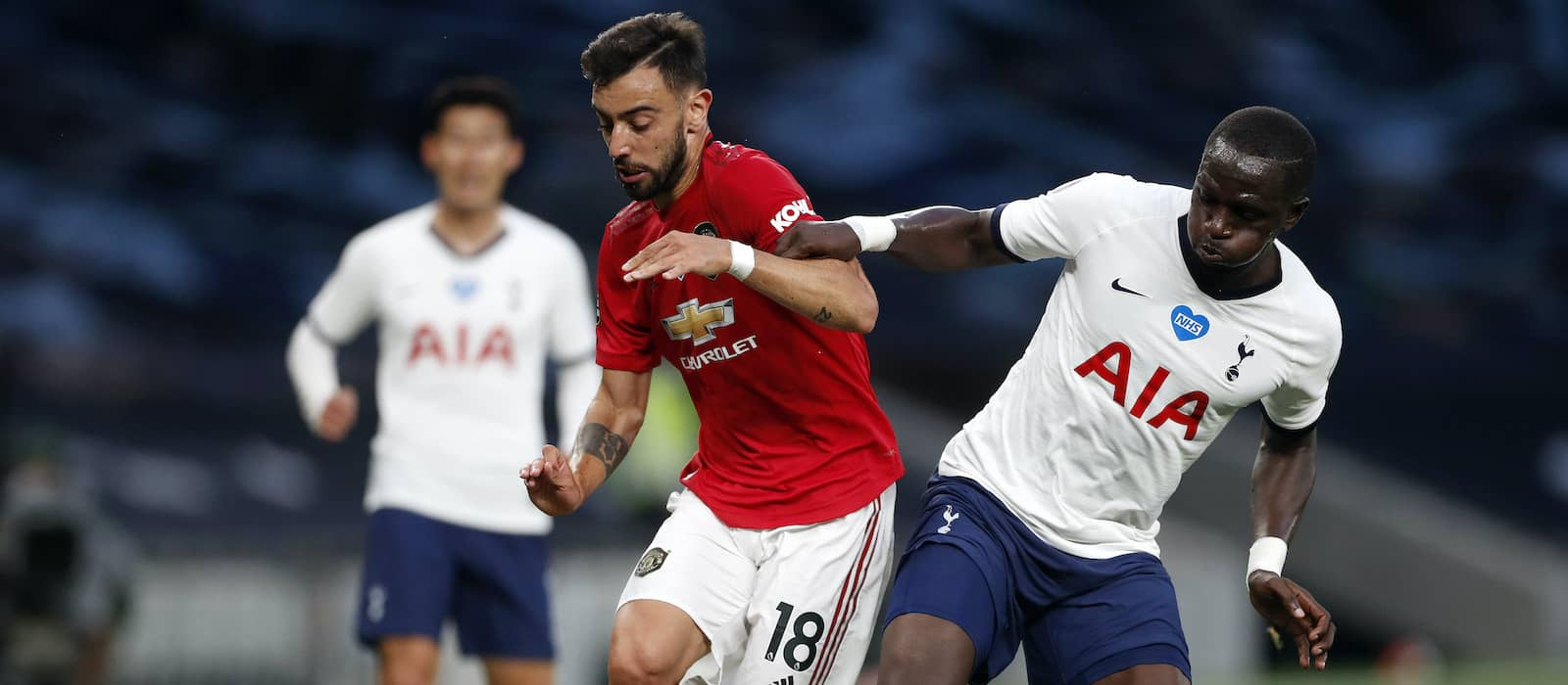 Bruno Fernandes admits Tottenham Hotspurs draw is not enough