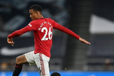 Mason Greenwood most productive teenager in Europe's top five leagues