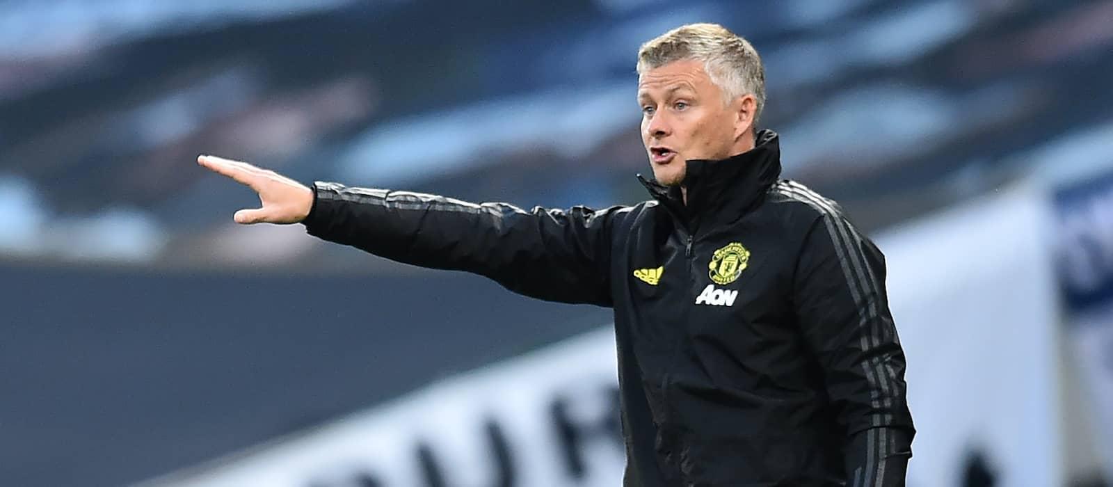 Ole Gunnar Solskjaer discusses Manchester United's good form