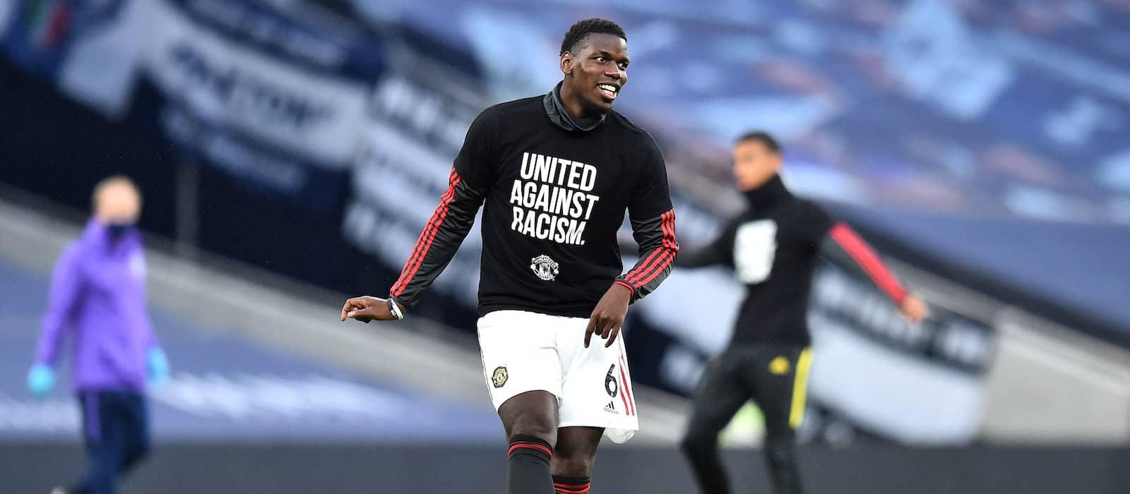 Gary Neville: I never blamed Paul Pogba for Manchester United