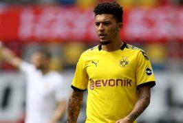 Borussia Dortmund face major problem, look to Jadon Sancho to solve it