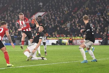 Sheffield United missing five defenders for Man United clash
