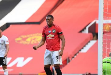 Manchester United fans react to Anthony Martial's performance vs Sheffield United