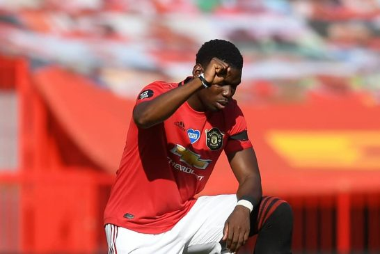 Bruno Fernandes joins Peter Schmeichel in praise of Paul Pogba's character