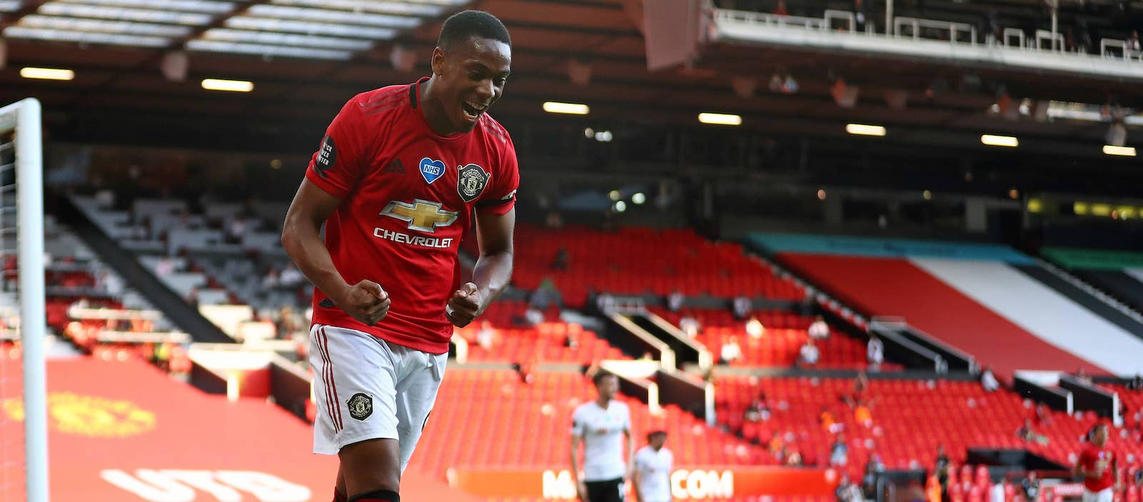 Anthony Martial scores first Man United Premier League hat trick in seven years