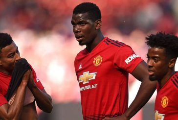 Ole Gunnar Solskjaer maps out Paul Pogba and Jesse Lingard futures