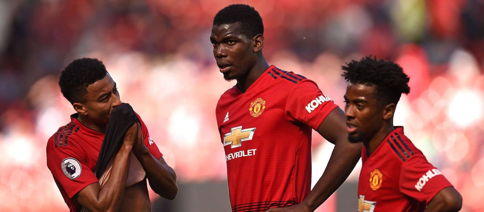 The ridiculous statistic that shows just how well Paul Pogba has been playing