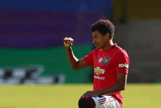 Jesse Lingard and Amad Diallo missing from Man United's FA Cup squad