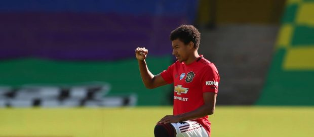 Jesse Lingard issues come-and-get-me plea to Jose Mourinho - The Peoples Person