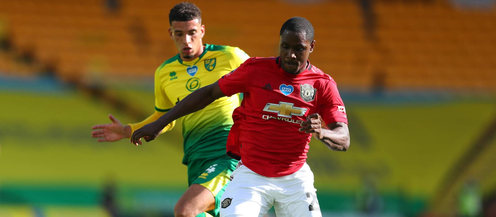 Odion Ighalo pinpoints strengths to his game at Manchester United