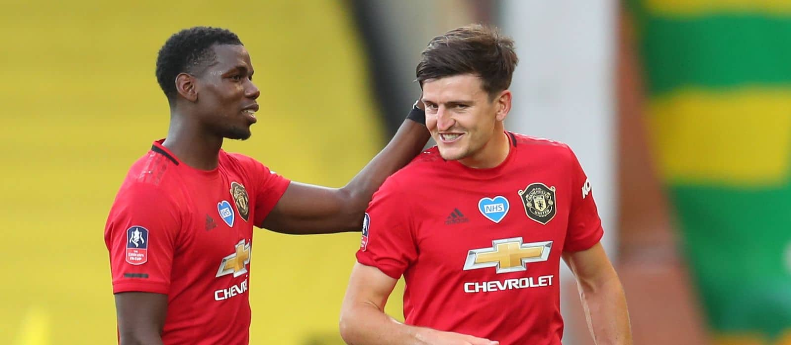 Harry Maguire admits unhappiness with lack of prolificacy