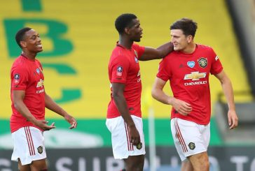 Anthony Martial makes his mark and makes history for Man United