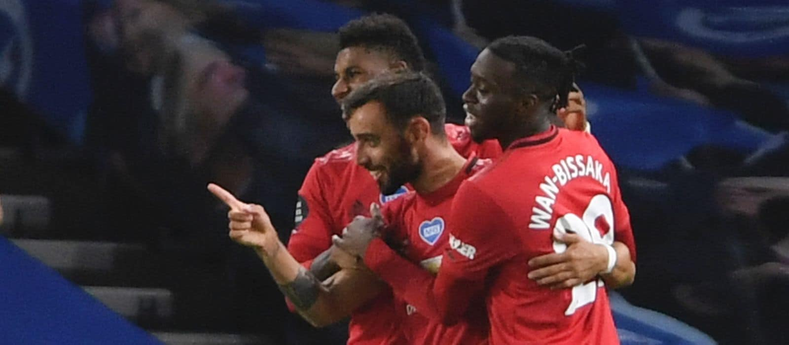 Player ratings: Brighton 0-3 Manchester United – the Bruno Show