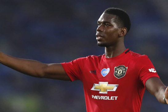 Paul Pogba contract talks started, player very happy at club