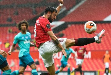 Bruno Fernandes masterclass as Man United cruise past Bournemouth