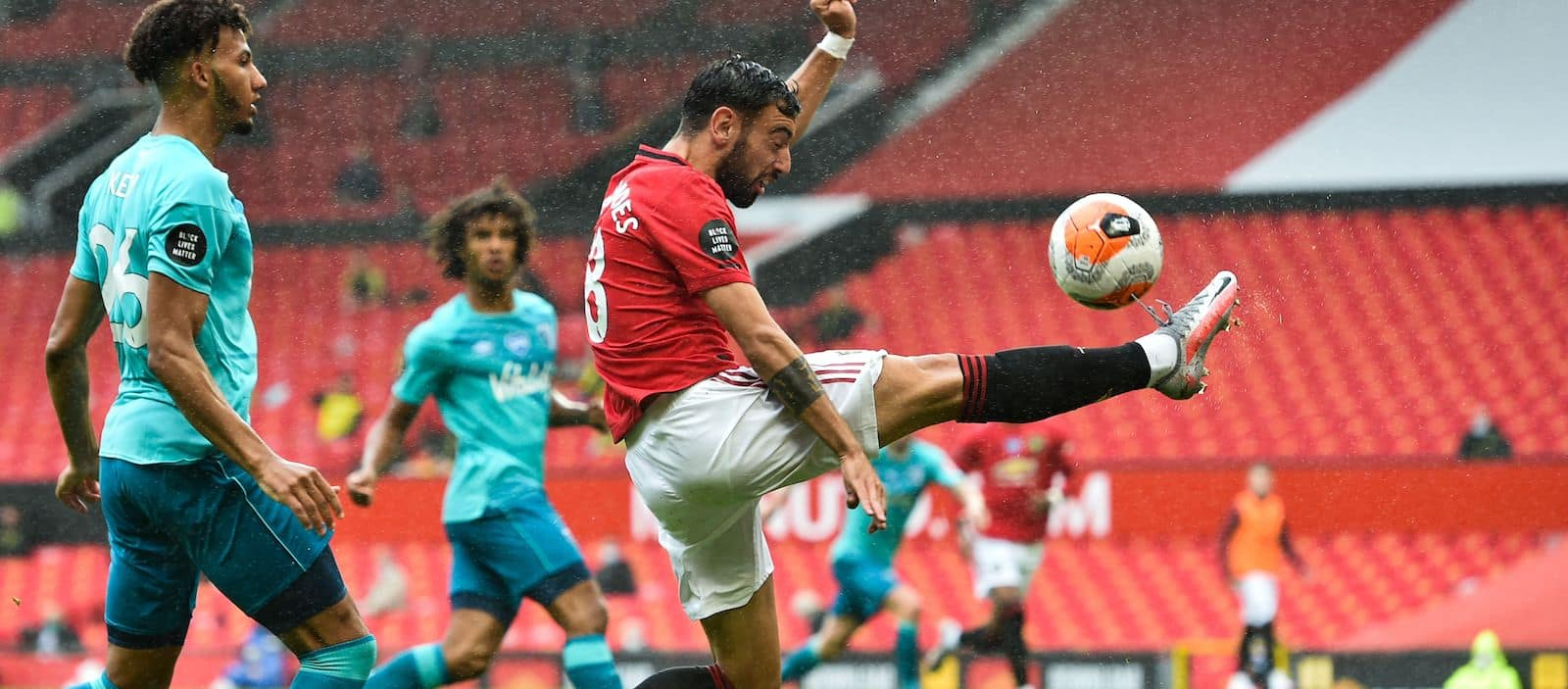 Bruno Fernandes' incisiveness for Manchester United laid bare