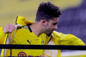 Jadon Sancho deal takes step forward as Borussia Dortmund identify replacement
