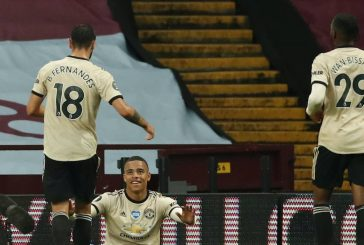 Player ratings: Aston Villa 0-3 Manchester United  – three standout performances
