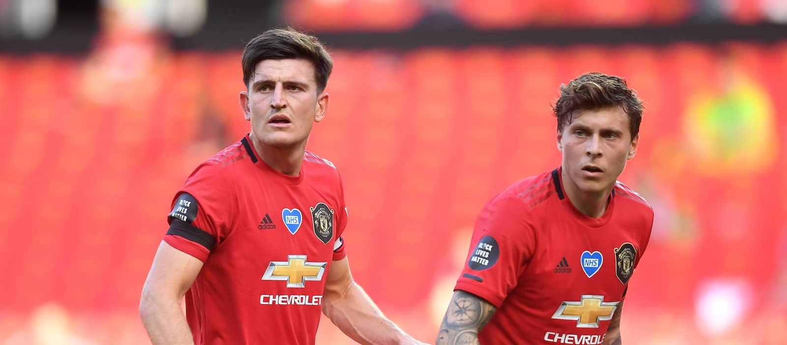 Victor Lindelof reveals he's been struggling with injury for weeks